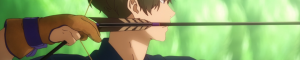 Tsurune Episode 6 – The restrained beauty of propriety