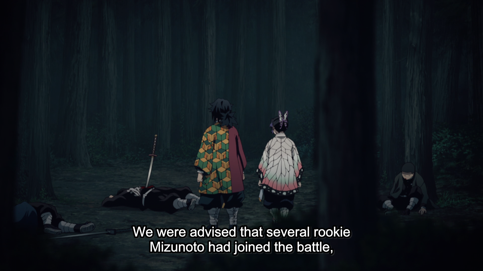 Demon Slayer: Kimetsu no Yaiba Episode 18: In which Tanjiro